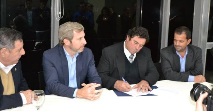 El municipio dio a conocer el convenio con el ministerio for Donde esta el ministerio del interior